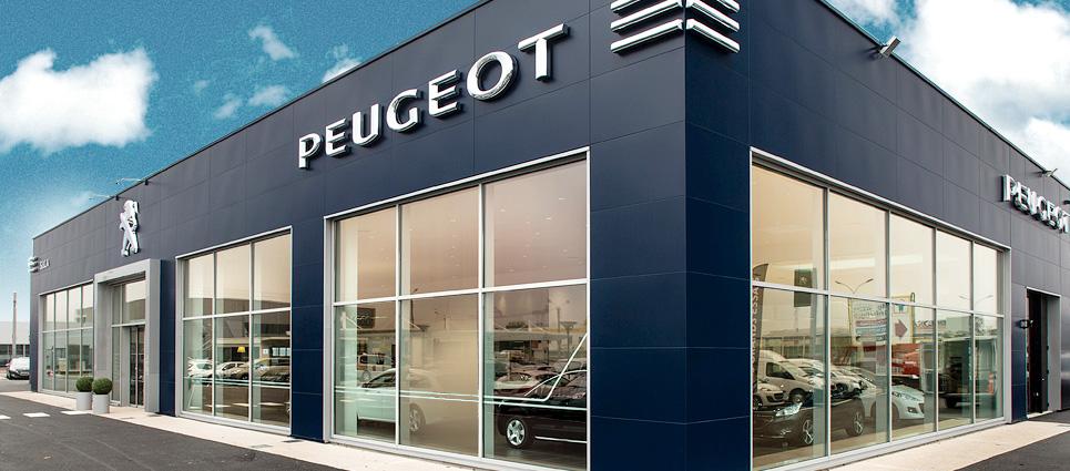 Peugeot inaugura mais duas concessionárias no Rio de Janeiro