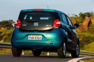 Fiat Mobi | Foto: Divulgação