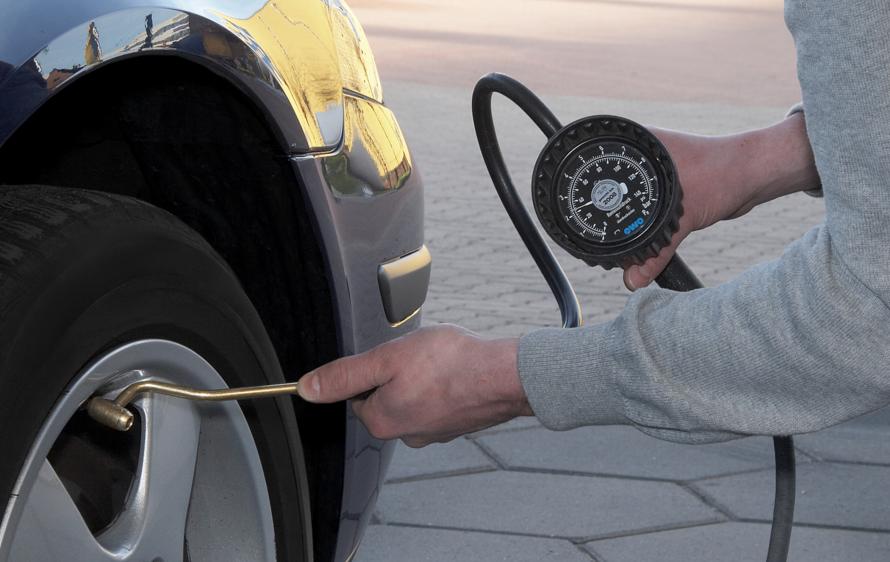 Saiba como calibrar os pneus corretamente garagem 360 for Garage nissan sete