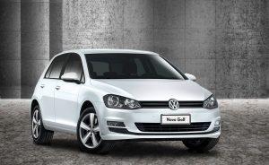 Com a versão Comfortiline TSI, VW Golf passa a ser primeiro hatch médio 1.0 do Brasil |Foto: Divulgação