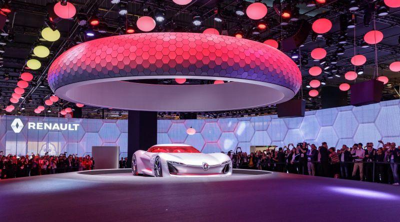 Renault Trezor: protótipo elétrico vai de 0 a 100 km/h em 4 segundos