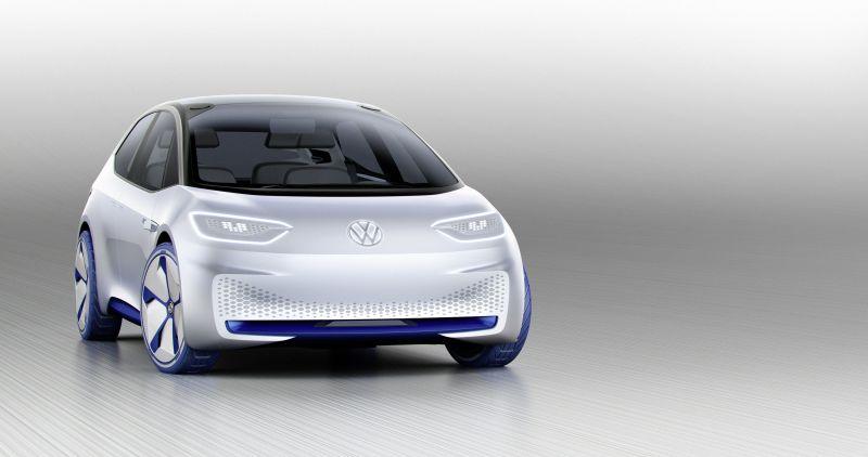 I.D., o novo conceito elétrico da VW