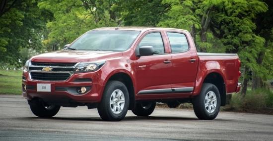 Chevrolet apresenta S10 Advantage reestilizada