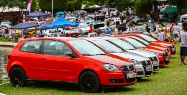 Volkswagen realiza exposição com 50 modelos customizados