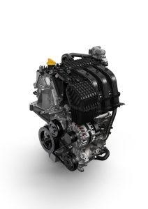 Kwid terá sob o capô o novo motor 1.0 três cilindros da Renault |Foto: Divulgação