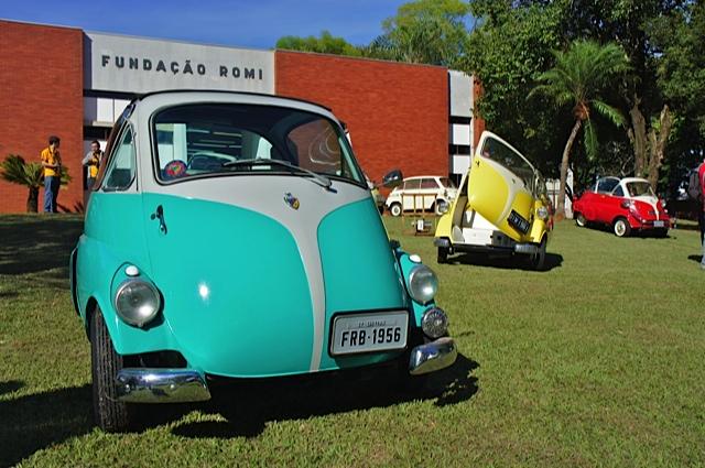 Especial fabricantes nacionais: o pioneiro Romi-Isetta