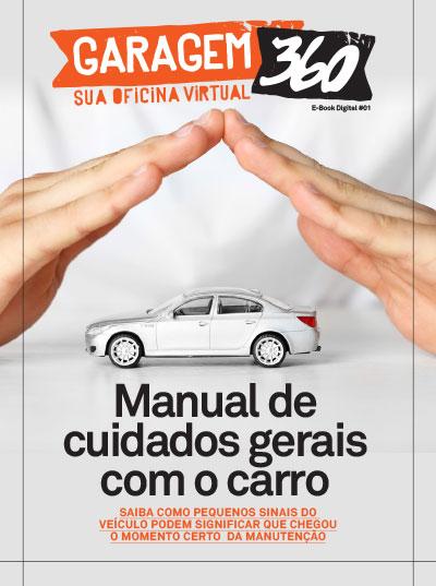 Manual de cuidados gerais com o carro