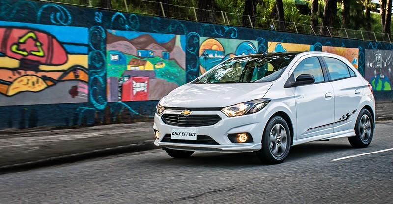 Chevrolet Onix é o carro mais vendido na América Latina em 2017; veja o top 100
