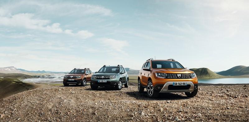Dacia revela primeiras imagens oficiais do visual do novo Duster; confira o que mudou