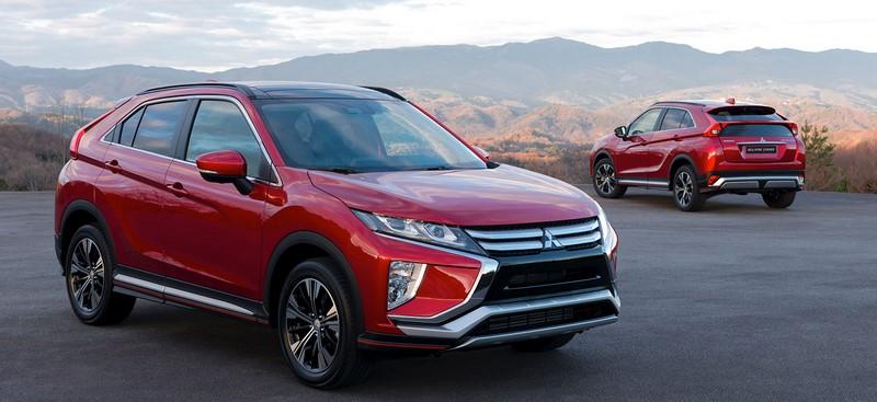 Mitsubishi Eclipse Cross chega ao Brasil em 2018; relembre a transformação do esportivo em SUV