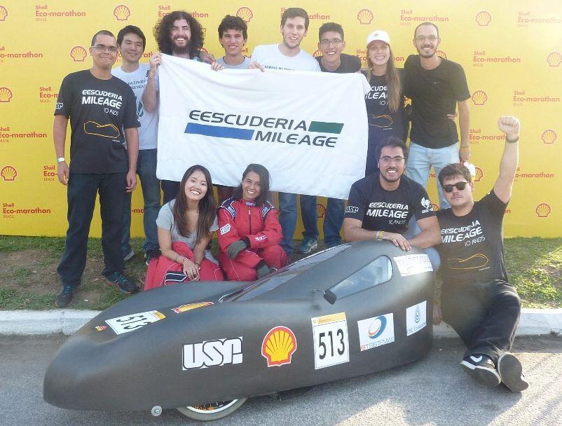 Estudantes da São Carlos desenvolvem carro elétrico; grupo trabalha a eficiência energética na comunidade