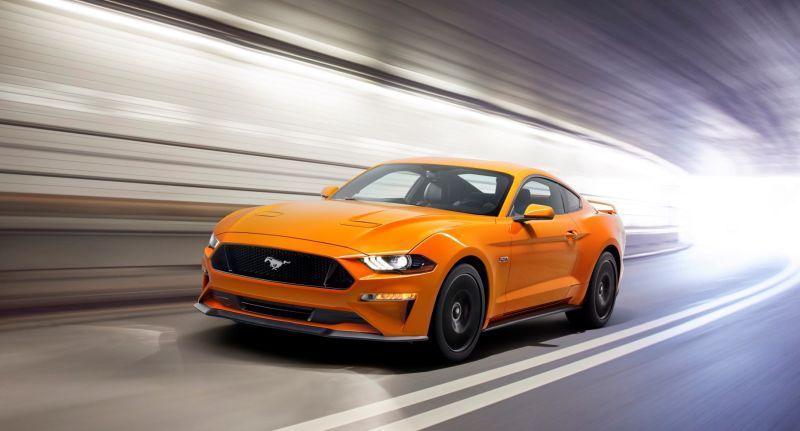 Ford Mustang: primeiro lote chega ao Brasil; veja a evolução do modelo