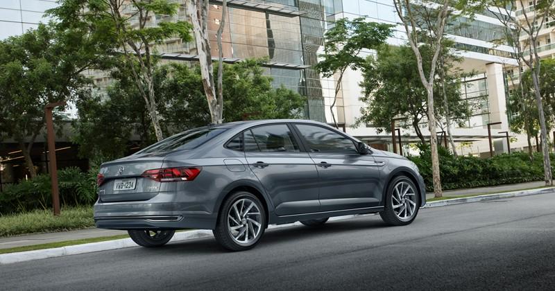Com motorização moderna e design refinado, Volkswagen Virtus é um carro global inédito