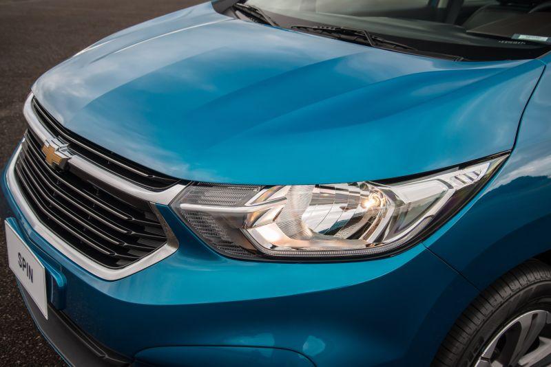 Chevrolet Spin Ltz 2019 Lanada Oficialmente No Brasil Garagem 360