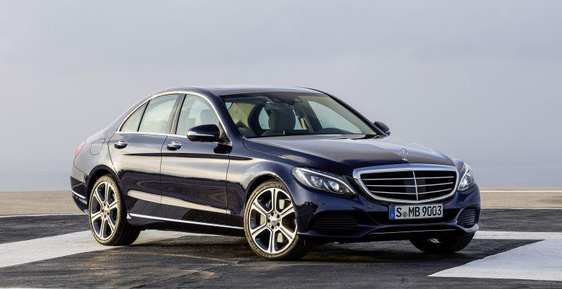 Recall: Mercedes-Benz Classe C é convocado por problema na caixa de direção
