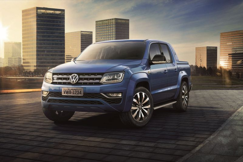 Amarok V6 Extreme, a mais potente da categoria