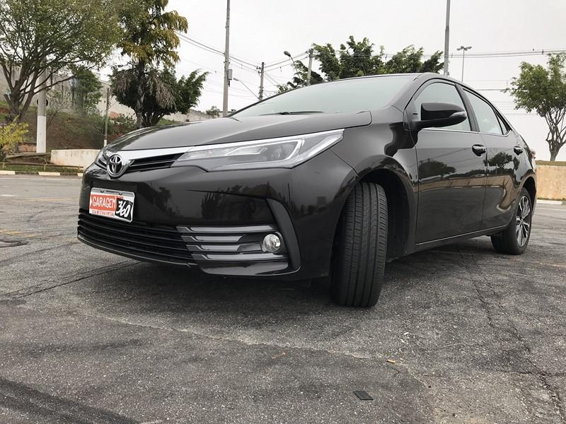Testamos: confortável, Toyota Corolla Altis agrada tanto na cidade como na estrada