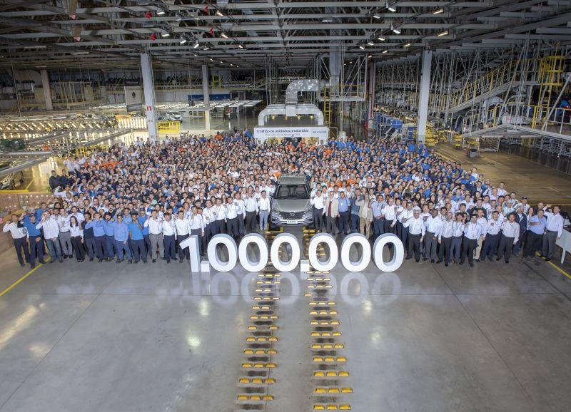 Hyundai atinge marca de 1 milhão de veículos produzidos em Piracicaba (SP)