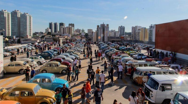 Grande ABC recebe encontros de carros antigos neste final de semana