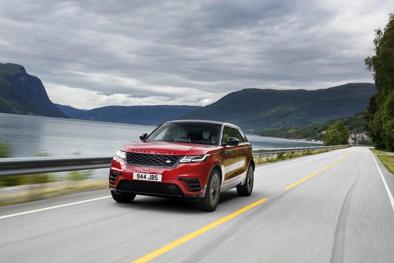 Range Rover Velar 2019 ganha novo motor de 300 cv