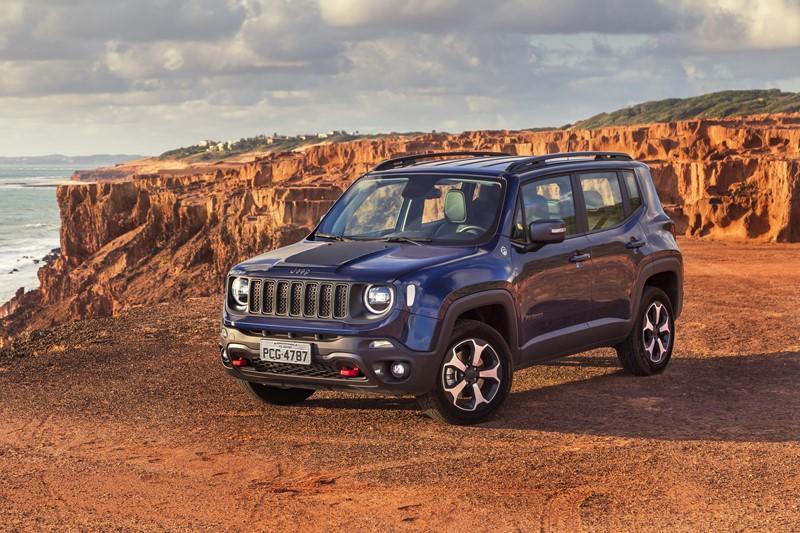 Renovado Jeep Renegade 2019 Ganha Novos Equipamentos E Fica Mais