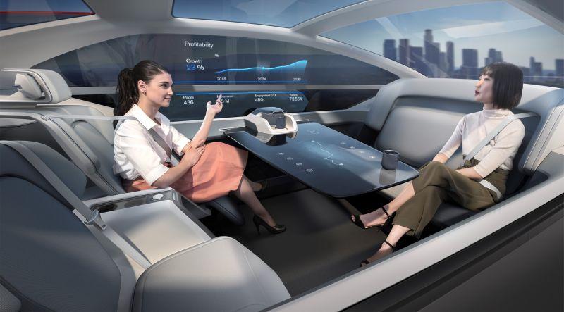 Volvo fecha parceria com Baidu para desenvolvimento de carros autônomos