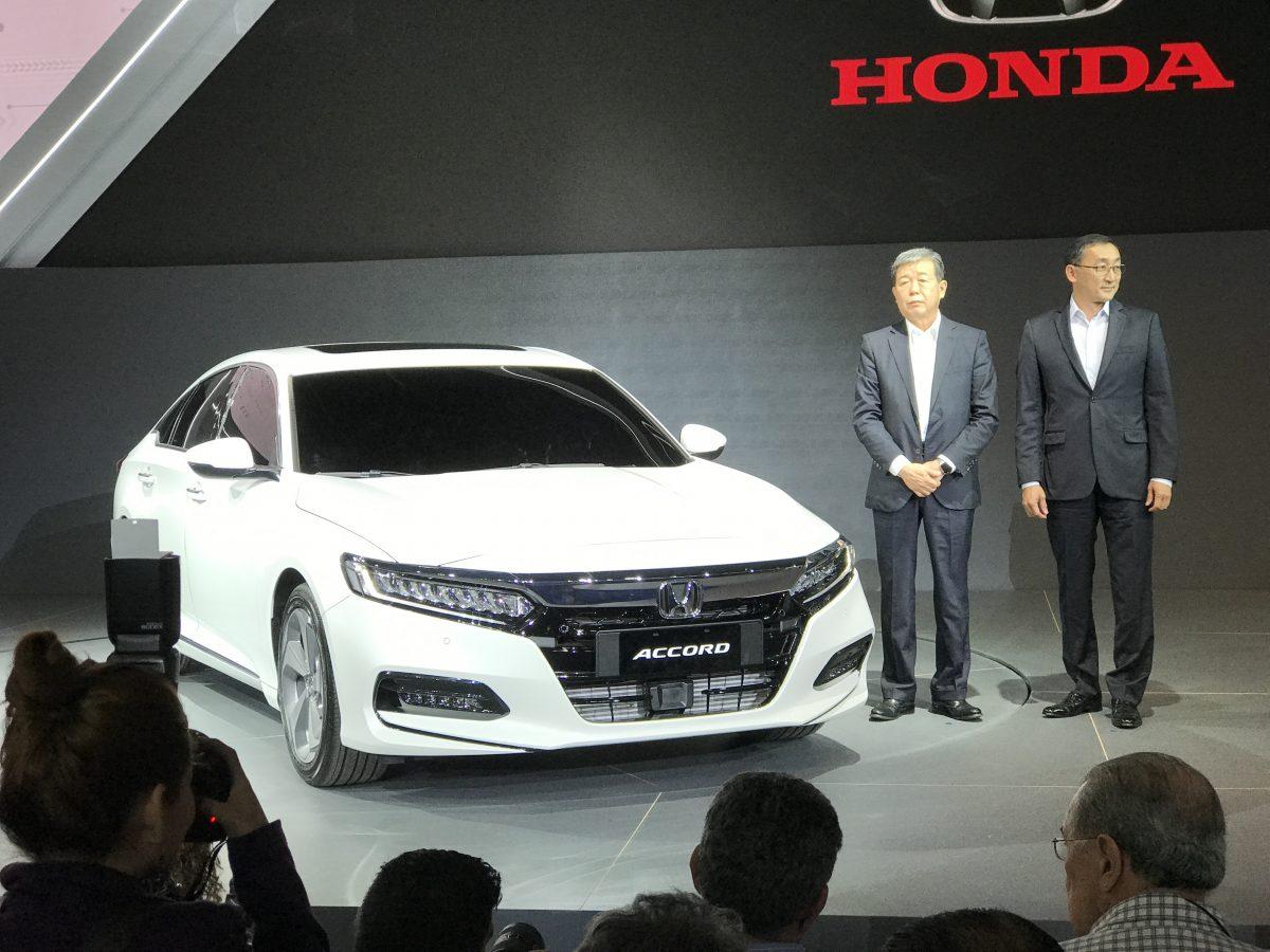Honda confirma HR-V turbo e novo Accord