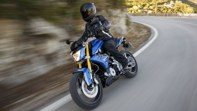 motos da BMW