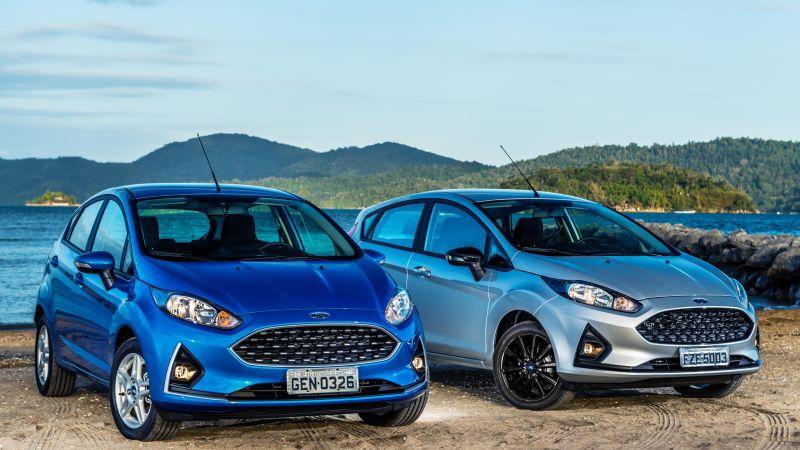 Ford Fiesta perde versões, motor turbo e carroceria sedã no Brasil
