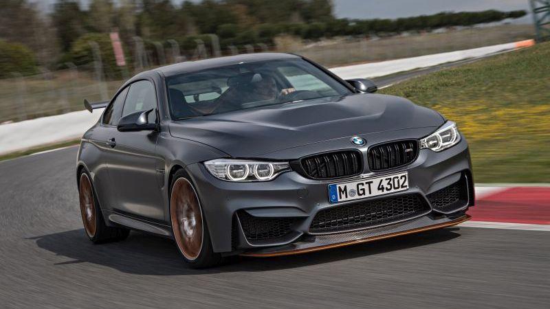 Recall: BMW convoca M3 e M4 no Brasil por problema no cardã