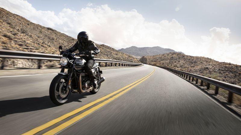 Triumph confirma Speed Twin para o mercado brasileiro