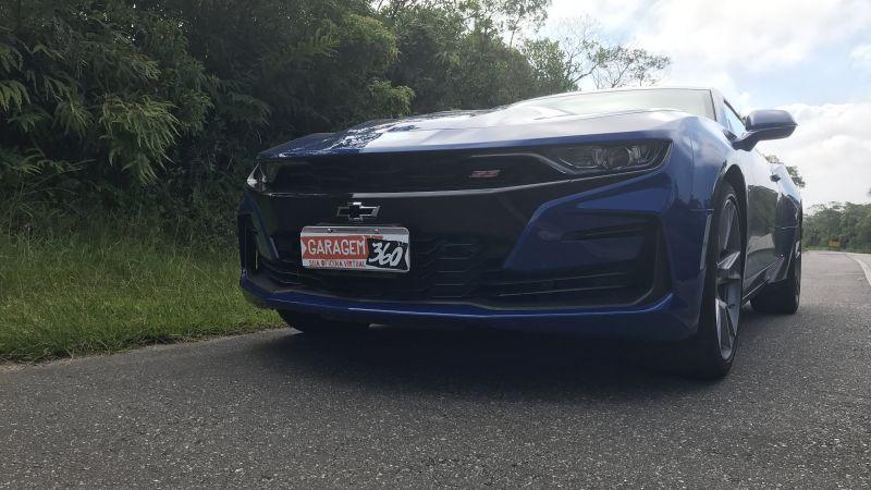 Testamos: Chevrolet Camaro 2019 garante diversão a cada acelerada