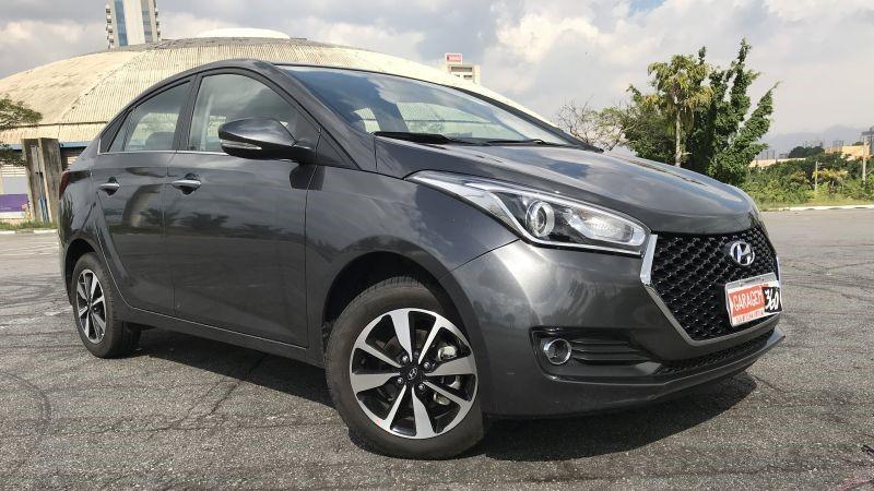 Testamos: Hyundai HB20S Premium anda bem – e cobra caro pelo conjunto
