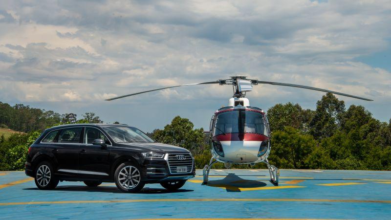 Audi e Airbus lançam serviço de mobilidade urbana em São Paulo