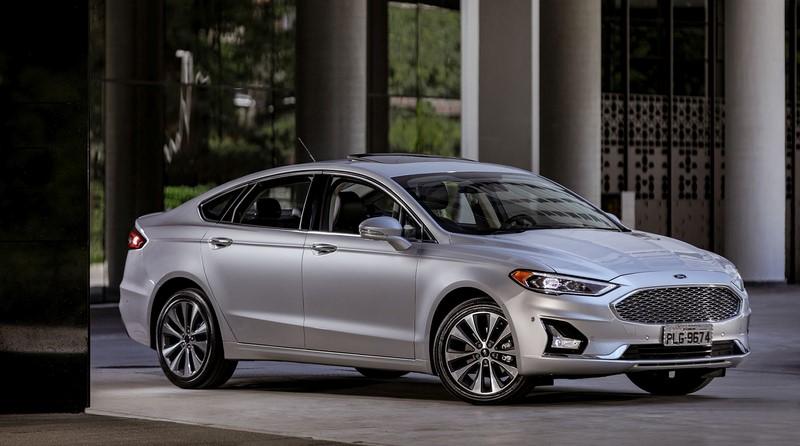 Reestilizado, Ford Fusion 2019 é lançado a partir de R$ 150 mil