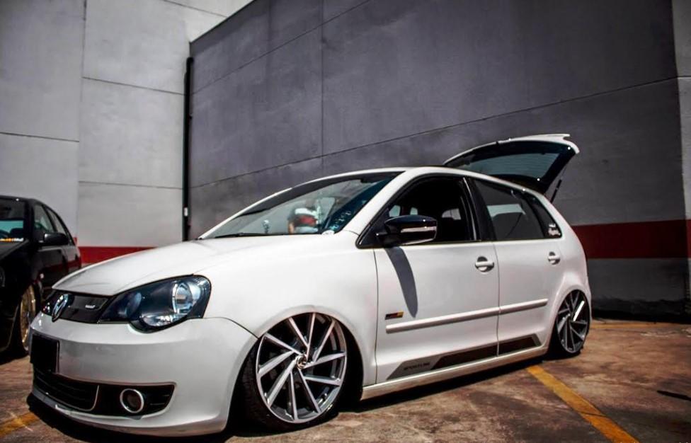 Atrium Shopping Recebe Encontro De Carros Rebaixados Garagem 360