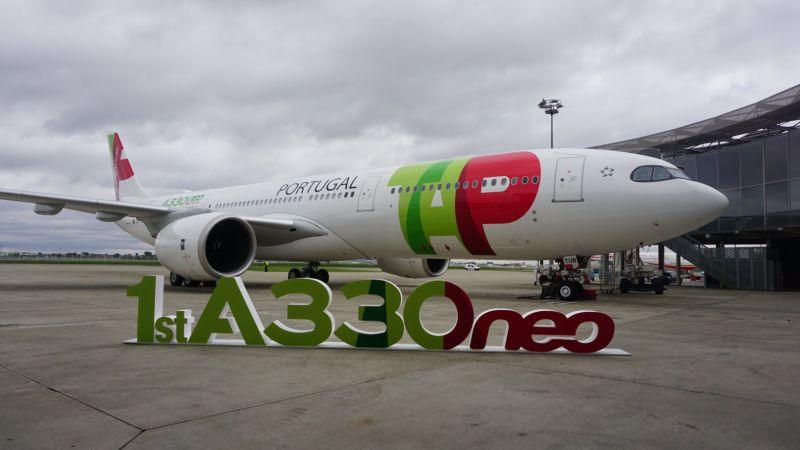 Airbus A330 neo pousa pela primeira vez em Brasília