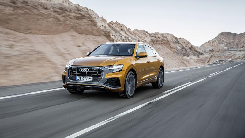 Audi anuncia novos motores para o Q8