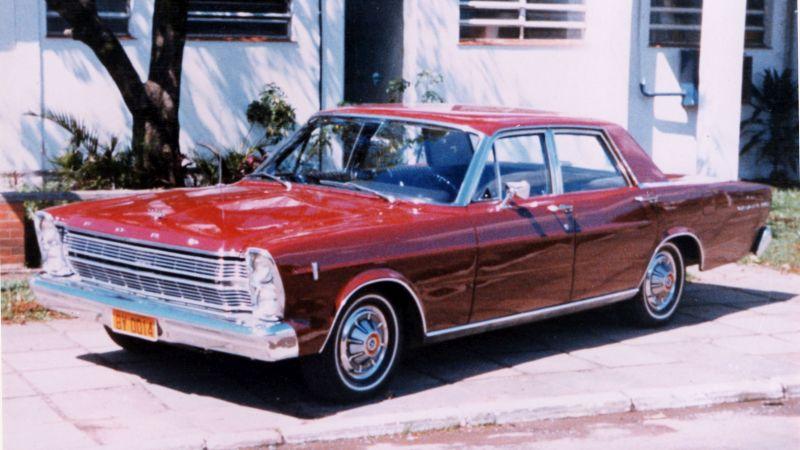 Encontro de carros em São Caetano (SP) vai homenagear Ford Galaxie