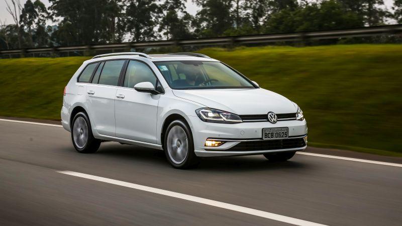 Volkswagen Golf Variant deixa de ser importada para o Brasil