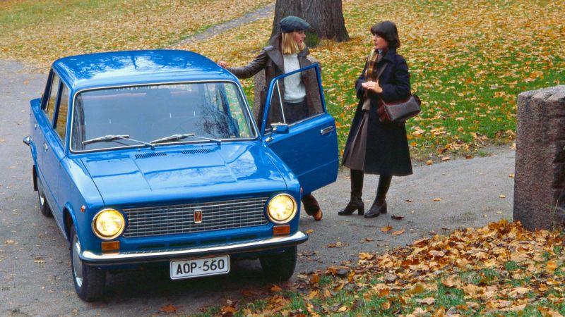 """Do tempo de Chernobyl: conheça os carros do antigo """"mundo socialista"""""""
