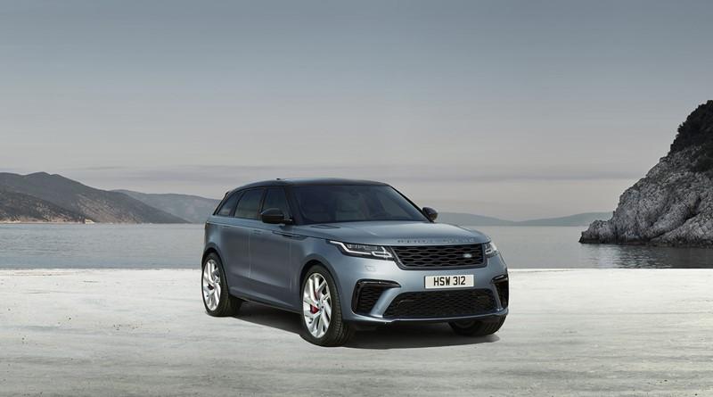 Land Rover Velar ganha versão com motor de 550 cv