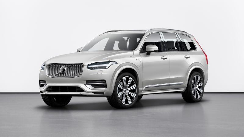 Volvo vai ampliar sua oferta de veículos eletrificados