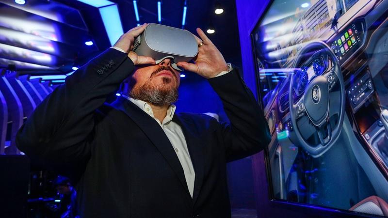 Inteligência artificial e realidade virtual são apostas da VW para conquistar motoristas