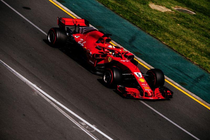 Vettel venceu as duas últimas provas na Austrália