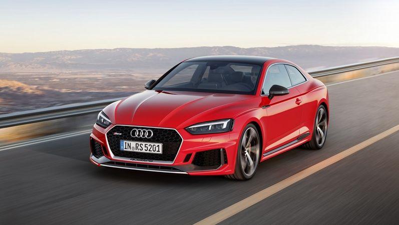 Com 450 cv, novo Audi RS 5 Coupé chega ao Brasil por R$ 557 mil