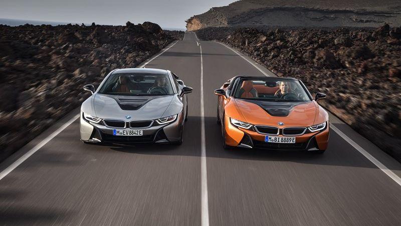 BMW i8 2020 já pode ser encomendado no Brasil