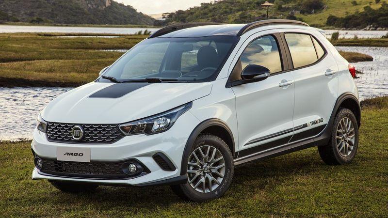Com motor 1.3, novo Fiat Argo Trekking é lançado por R$ 58.990