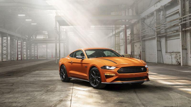 Ford Mustang é o cupê esportivo mais vendido do mundo