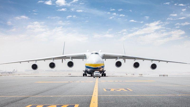 Conheça os 10 maiores aviões do mundo